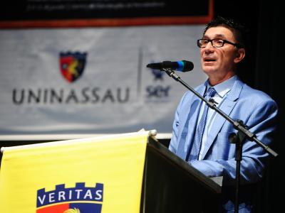 Janguiê Diniz fará o pronunciamento de abertura do Congresso Multiprofissional de Saúde