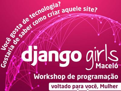 convite do evento de informática para mulheres