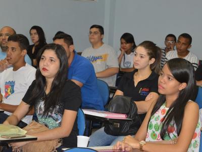 turma de alunos