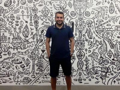 Ex-aluno de Arquitetura e Urbanismo da UNINASSAU