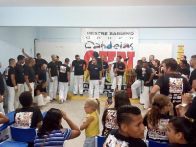 UNINASSAU Piedade recebe evento de capoeira