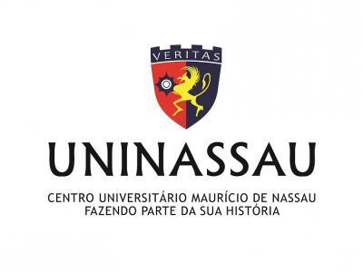 A imagem mostra a logo da UNINASSAU