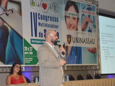 IV Congresso Multidisciplinar de Saúde