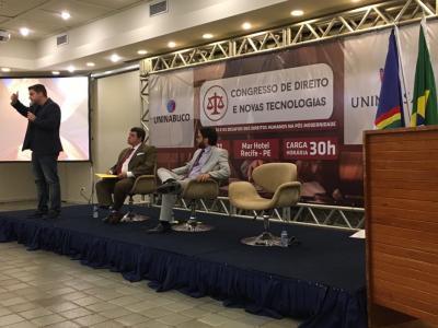 I Congresso de Direito e Novas Tecnologias