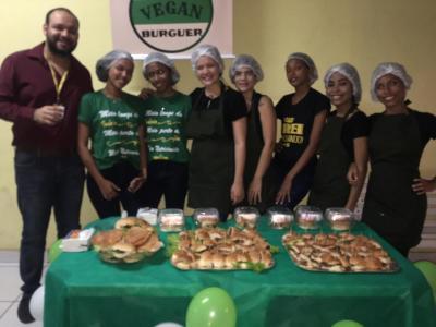 2ª Feira de Empreendedorismo de Nutrição