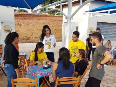 Nutricionista orienta comerciantes de Santa Maria da Boa Vista