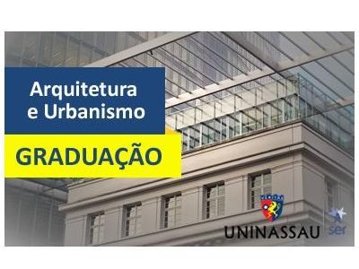 Graduação Arquitetura e Urbanismo
