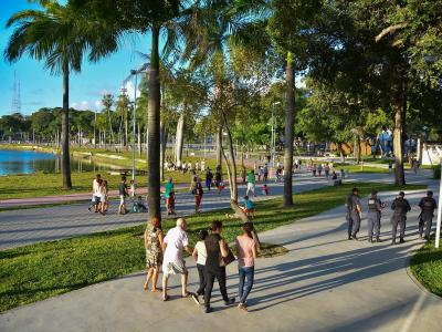 Parque da Lagoa