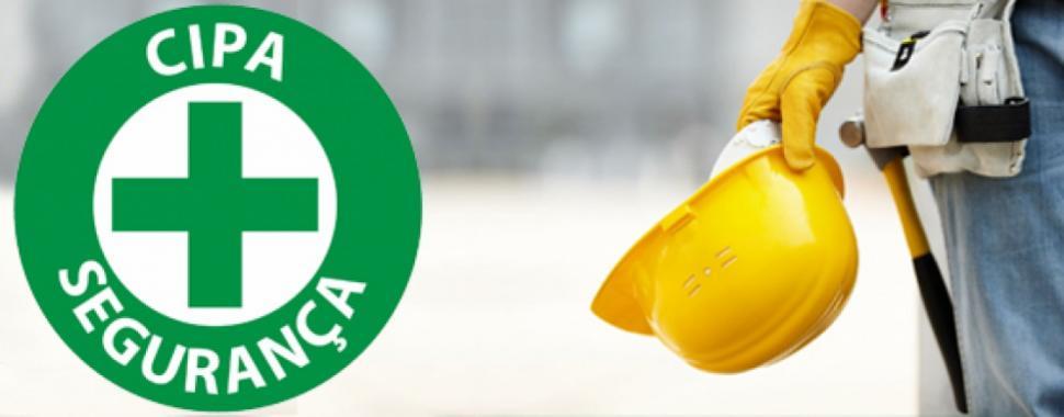 imagem mostra a logo da CIPA