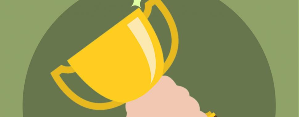 imagem de um trofeu