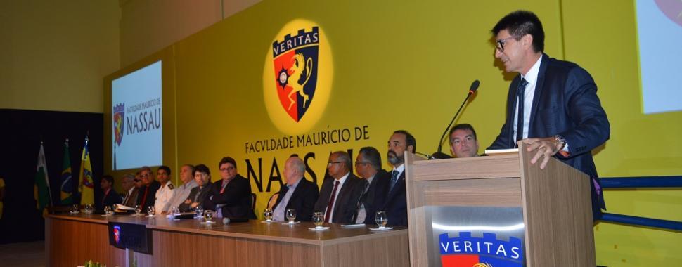 Resultado de imagem para UNINASSAU inaugura campus com presença do fundador fortaleza