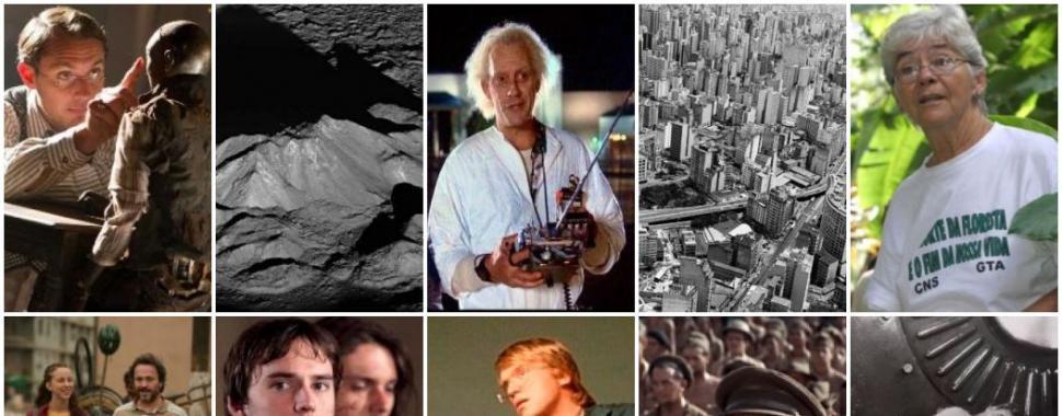 Estes filmes abordam o universo de diversas engenharias