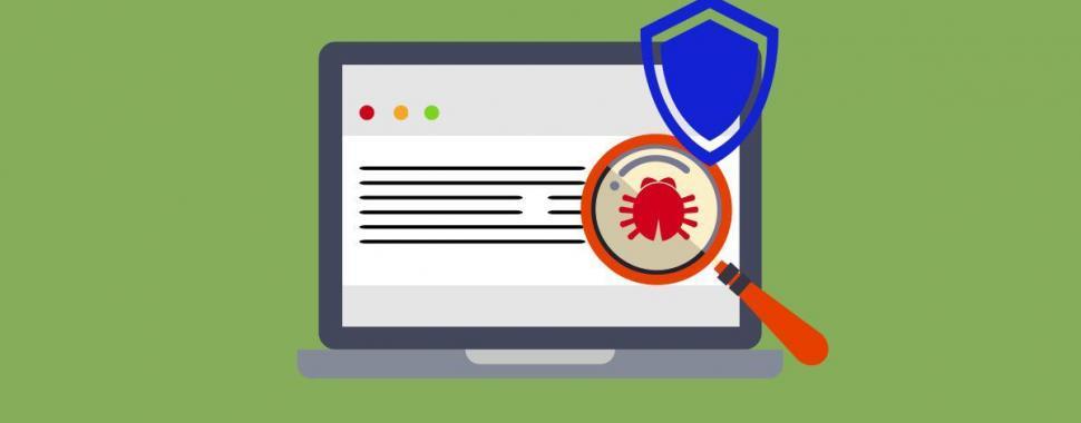 Computador com vírus