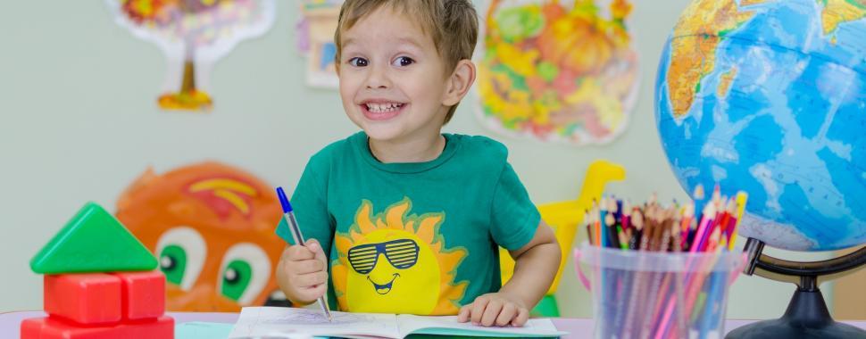 Crianças apresentam sintomas antes dos sete anos de idade. Foto: Pixabay