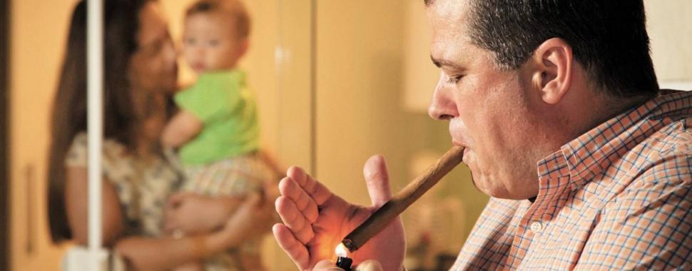 o que fazer quando dá vontade de fumar
