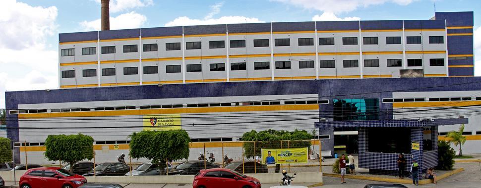 Imagem mostra faxada da Instituição