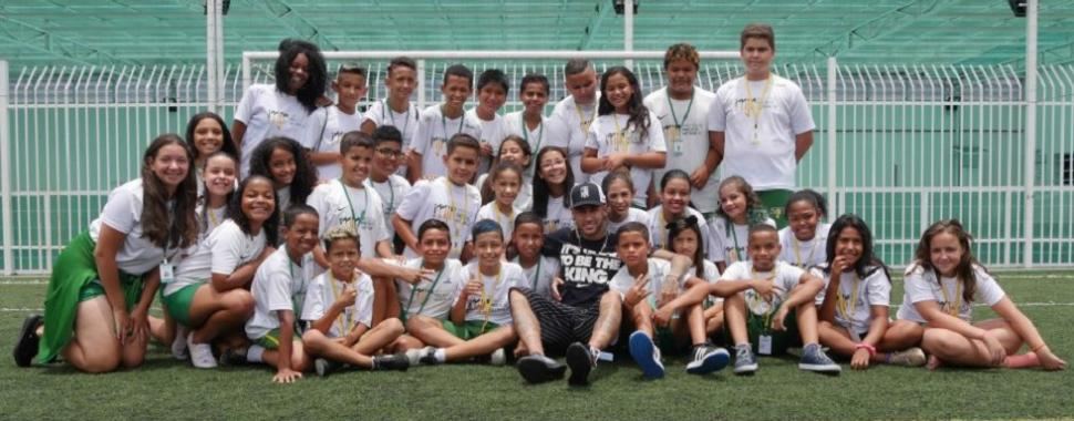 Instituto Neymar Jr./Divulgação