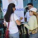 Estudantes participam de ação de prevenção à obesidade