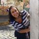 Letícia Guimarães é estudante de Medicina e participa da palhaçoterapia