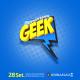 Congresso Geek será realizado no dia 28 de setembro