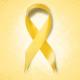 Imagem mostra logo do setembro amarelo