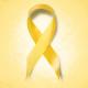 Imagem mostra símbolo de prevenção ao suicídio