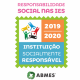 Selo Instituição Socialmente Responsável